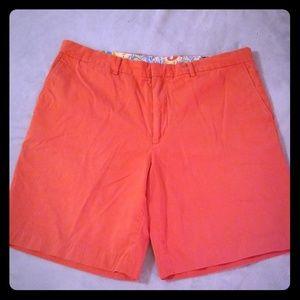 Lily pulitzer men's shorts sz 36